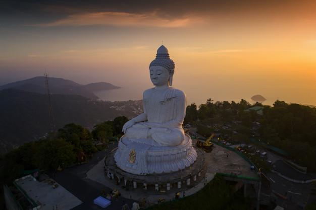 Pourquoi Bouddha a-t-il un gros ventre?