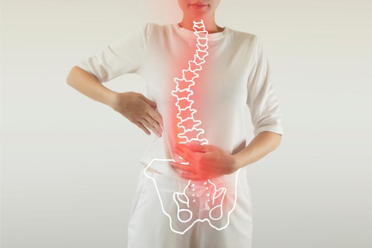 Corriger ses mauvaises postures - Avec un collier 7 chakras