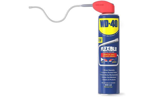 Quelles sont les utilités du WD-40 ?