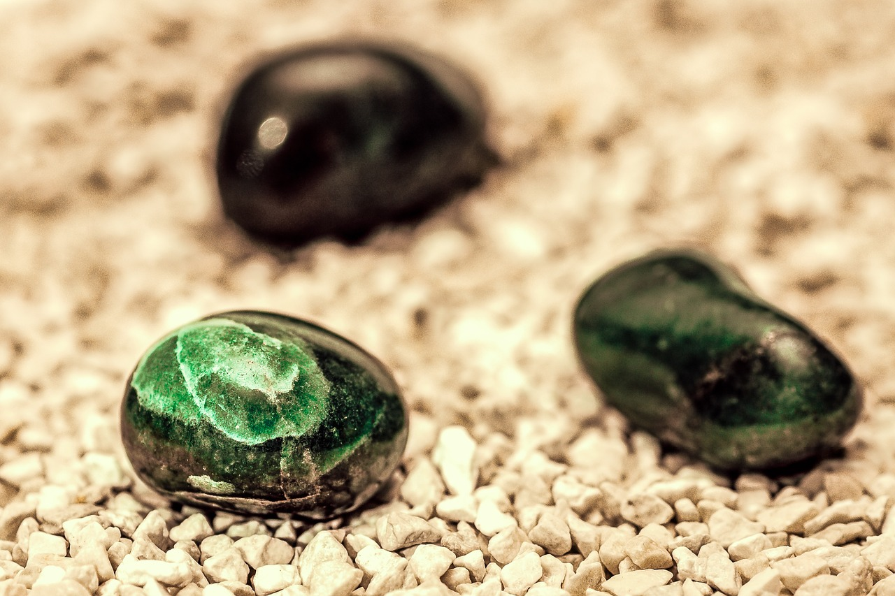 Comment porter la malachite ?